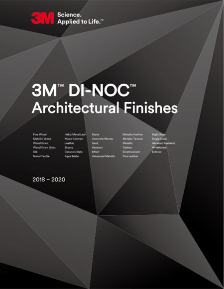 3M DI-NOC Sample Book